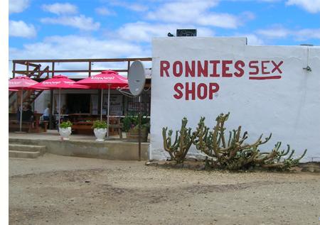 Sex in der Wüste