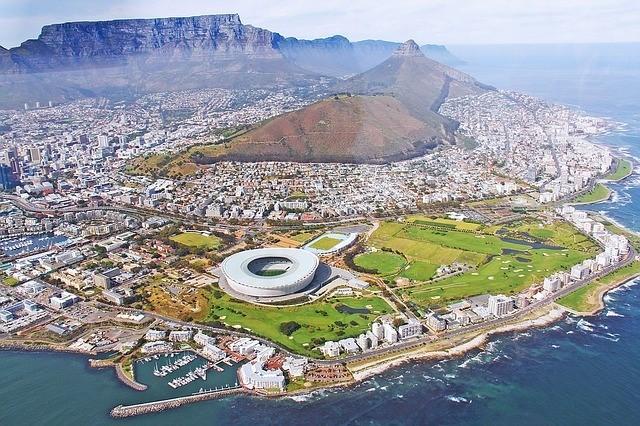 Kapstadt – Eine Stadt im Zeichen des Fußballs
