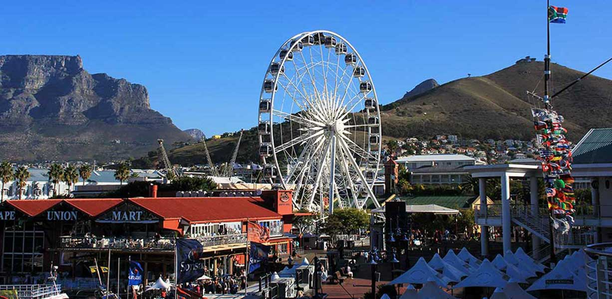 Was ist das besondere an einem Urlaub in Kapstadt?