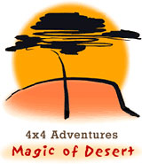 Magic of Desert 4x4 Adventures